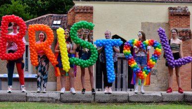 Bristol Pride festival 2021 - Photo by Dan Regan