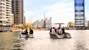 goboat london canary wharf