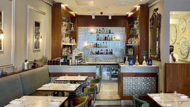 Flora Indica Indian restaurant review London