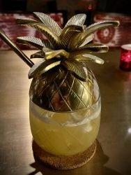 Bandra Bhai bar - Gaba Singh Side-Hustle cocktail