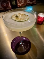 Bandra Bhai bar - Green for Gold cocktail