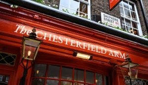 The Chesterfield Arms pub London